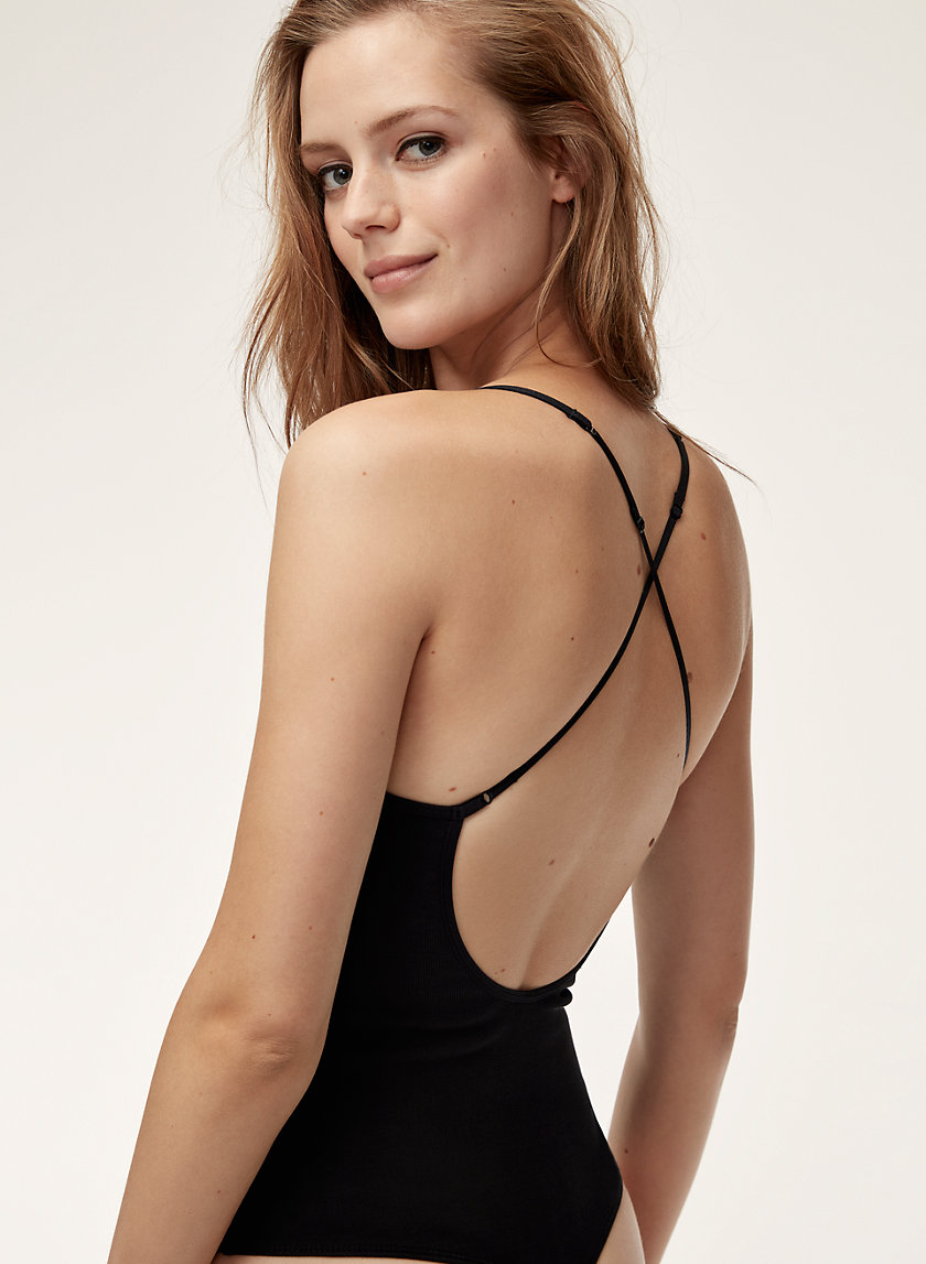 The Group by Babaton KENNEDY CROSS BODYSUIT | Aritzia