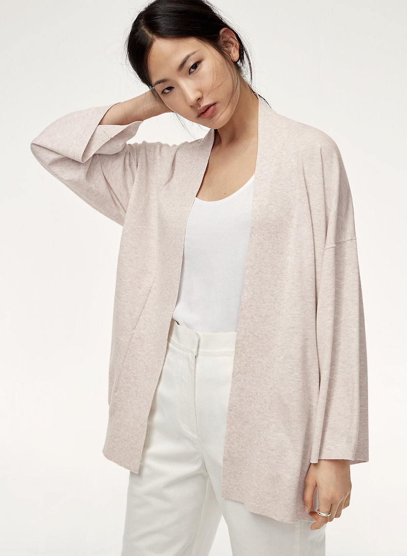 The Group by Babaton WILLIAMS CARDIGAN | Aritzia