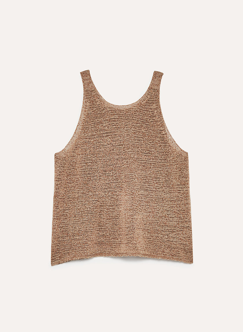 The Group by Babaton EUGENIE KNIT TOP | Aritzia