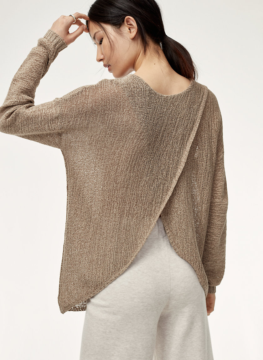 The Group by Babaton BOUCHARD SWEATER | Aritzia