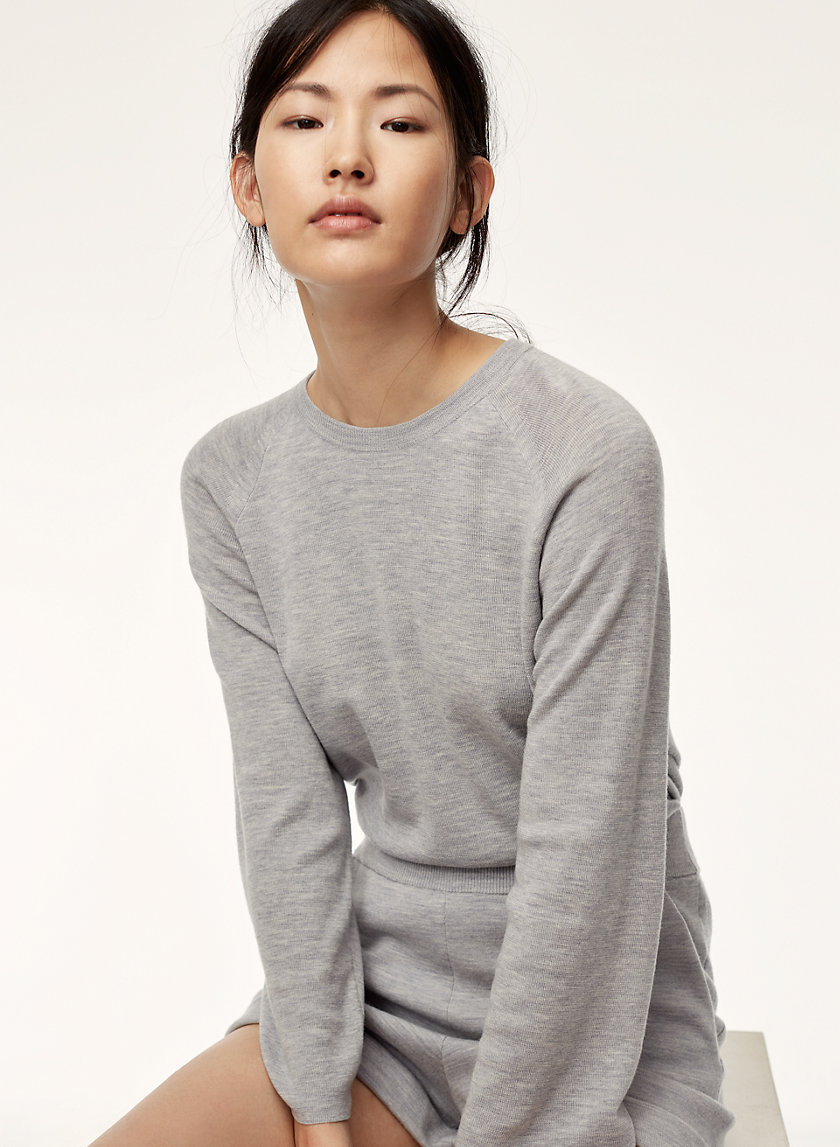 The Group by Babaton VIRGINIA SWEATER | Aritzia