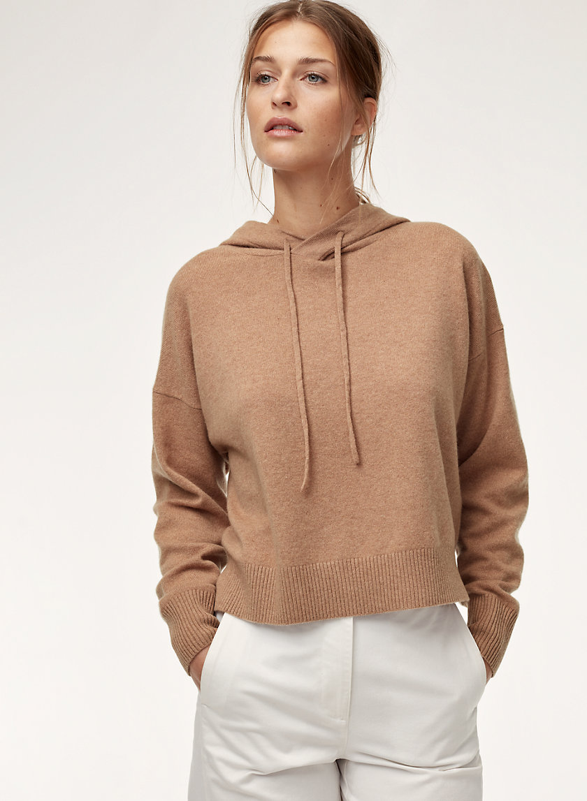 The Group by Babaton LUXE CASHMERE HOODIE | Aritzia