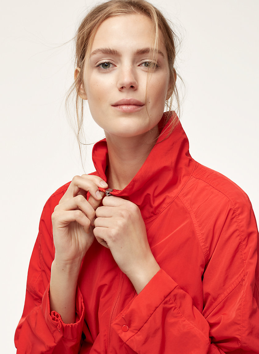 The Group by Babaton BILES ANORAK | Aritzia