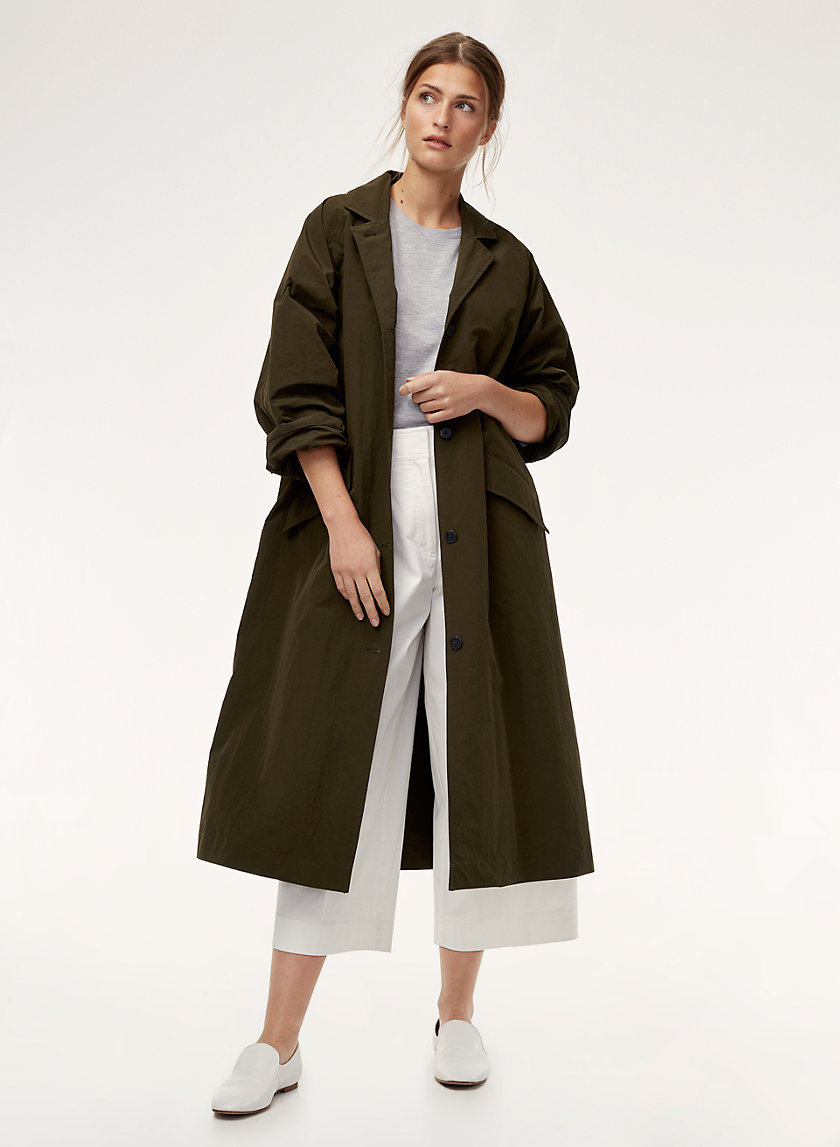 The Group by Babaton SKYLAR COAT | Aritzia