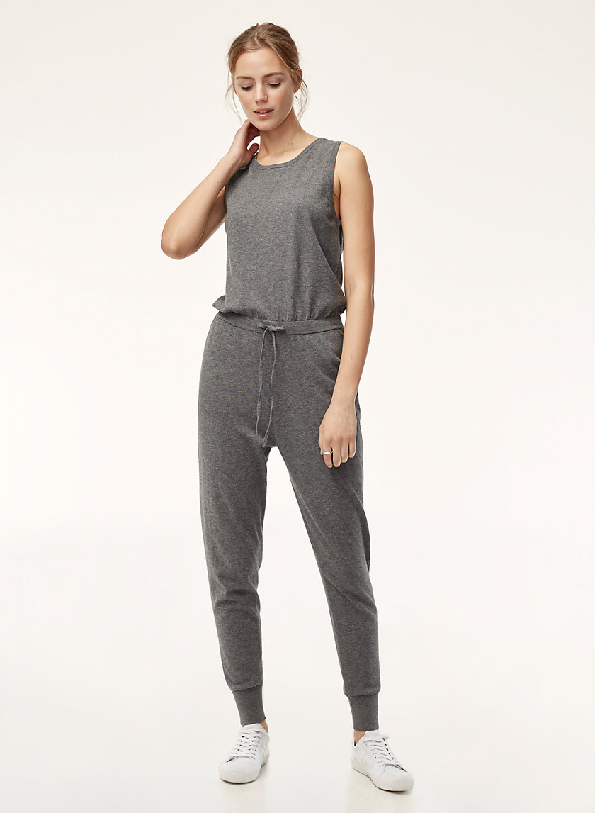 The Group by Babaton SHANGE JUMPSUIT | Aritzia
