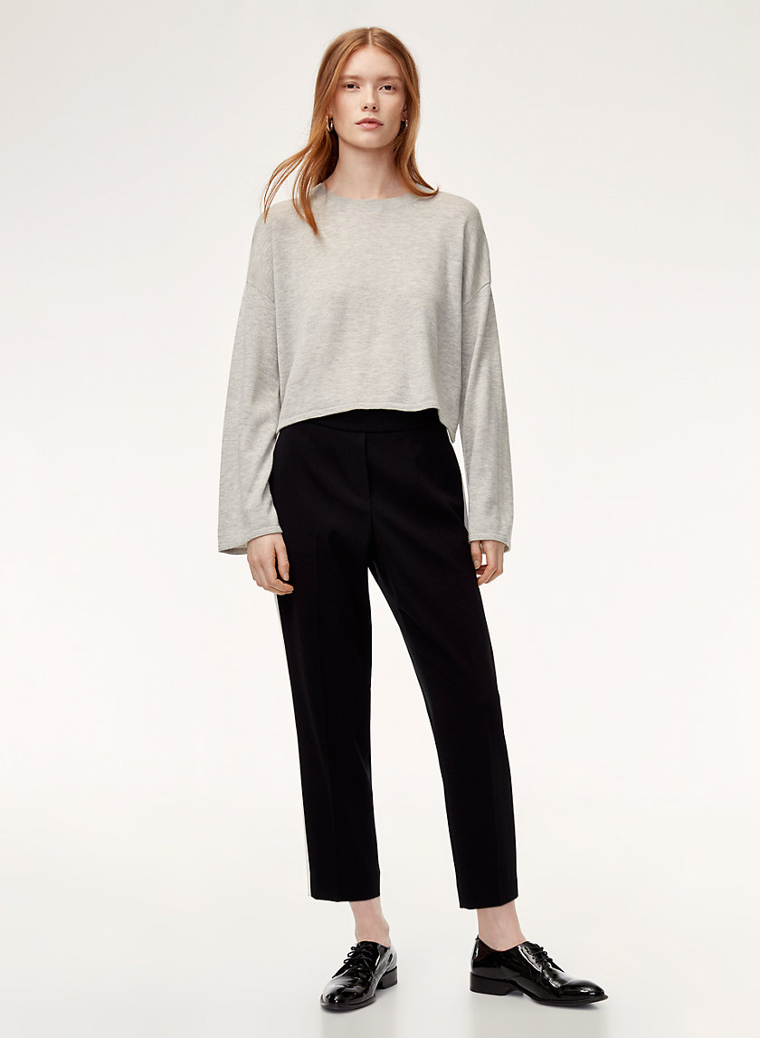 Babaton HIGHSMITH SWEATER | Aritzia