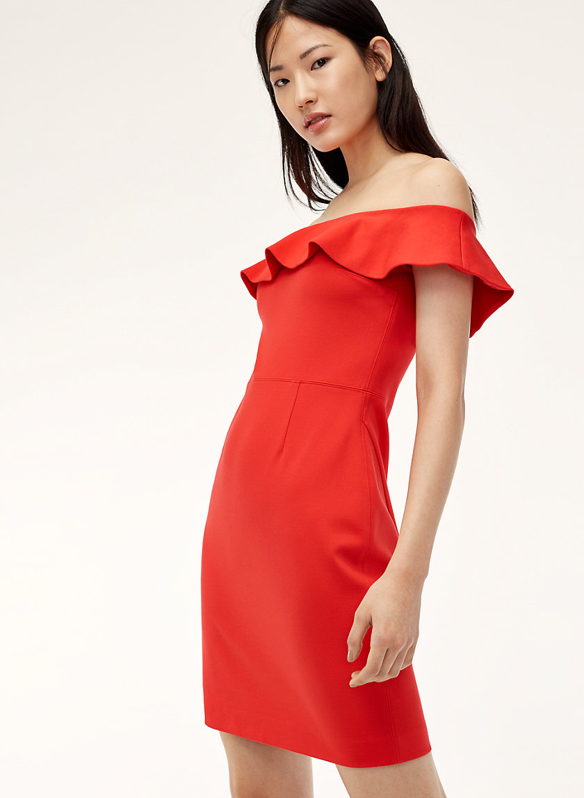 Babaton EMRY DRESS | Aritzia