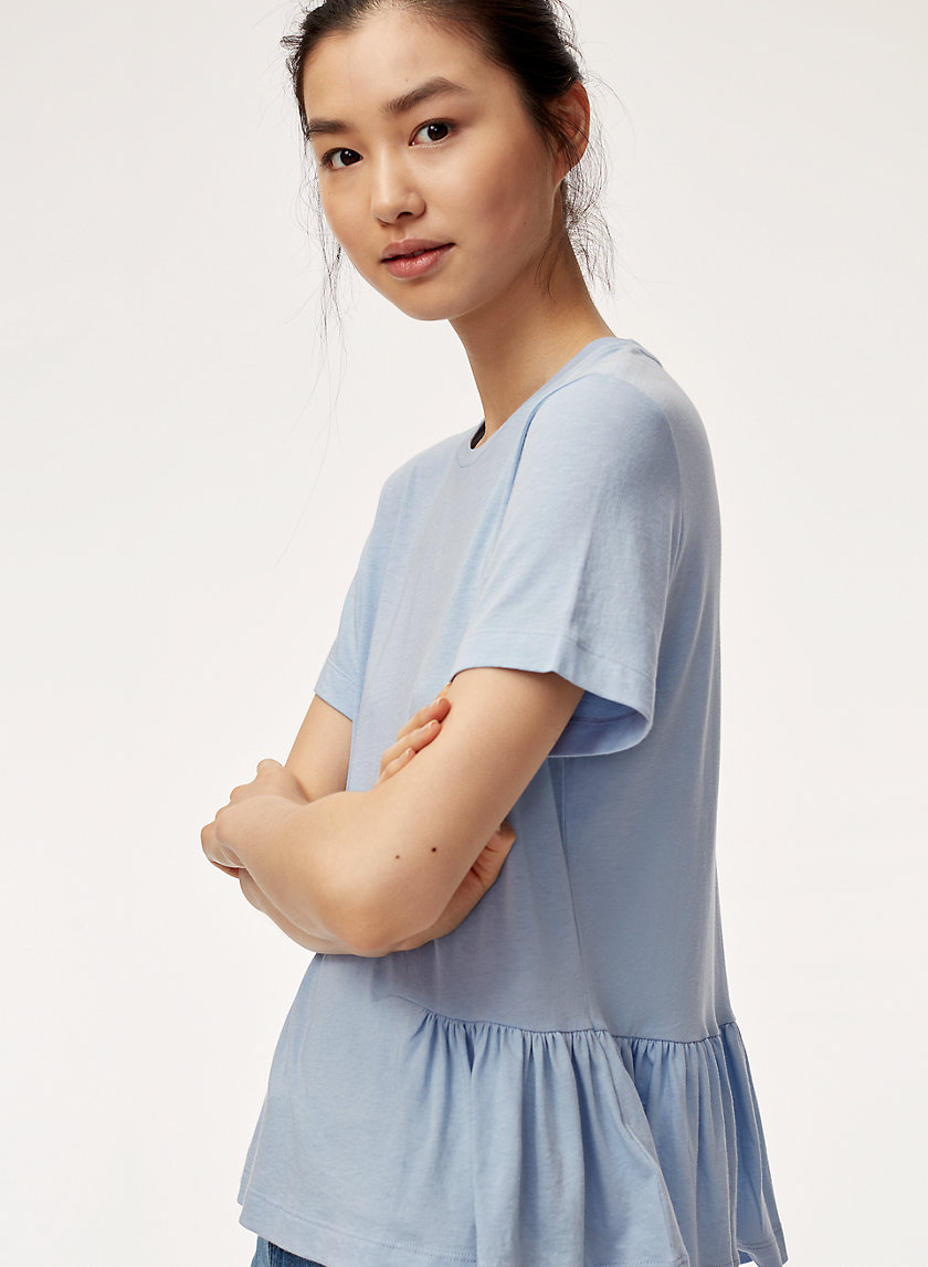 Sunday Best MINERVA T-SHIRT | Aritzia