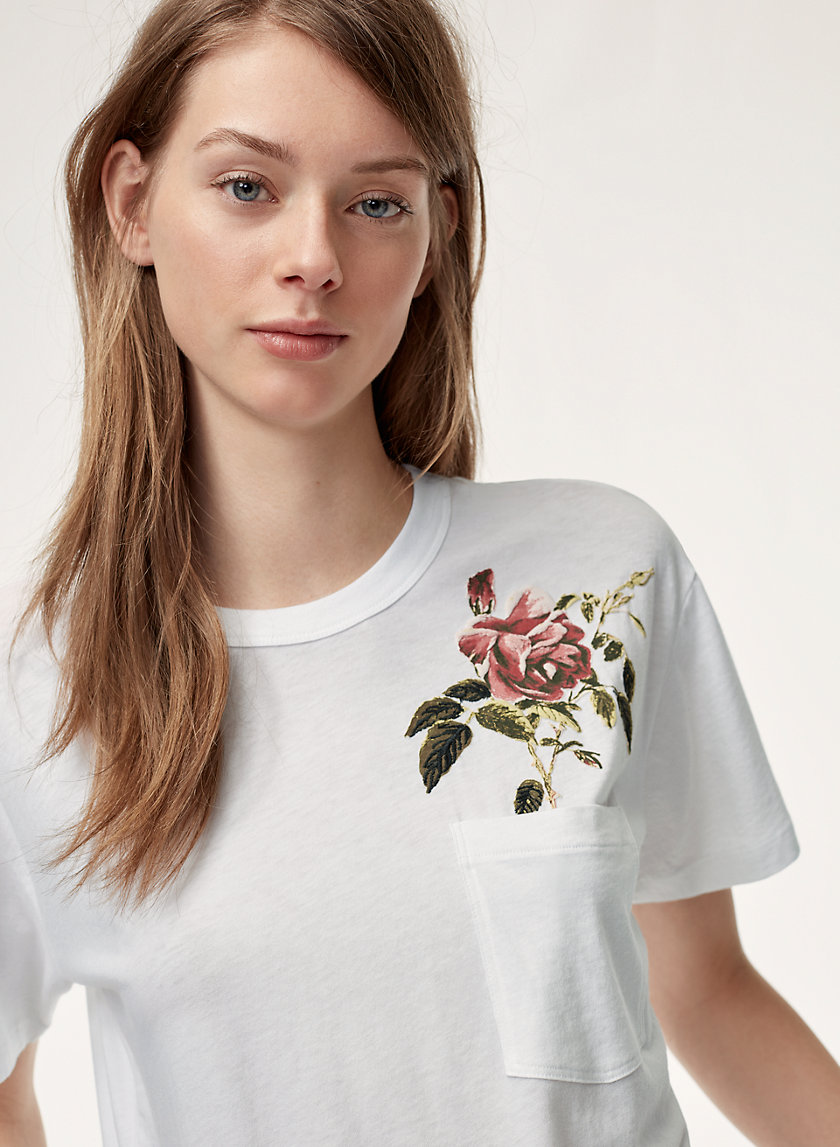 Sunday Best BOYLAN T-SHIRT | Aritzia