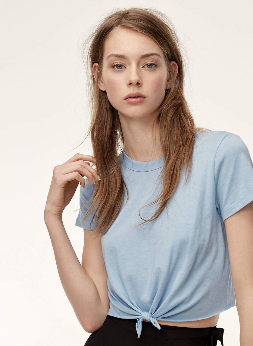 Sunday Best LUX T-SHIRT | Aritzia