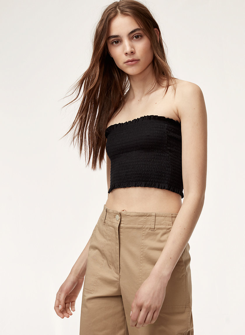 Sunday Best EYRE TUBE TOP | Aritzia