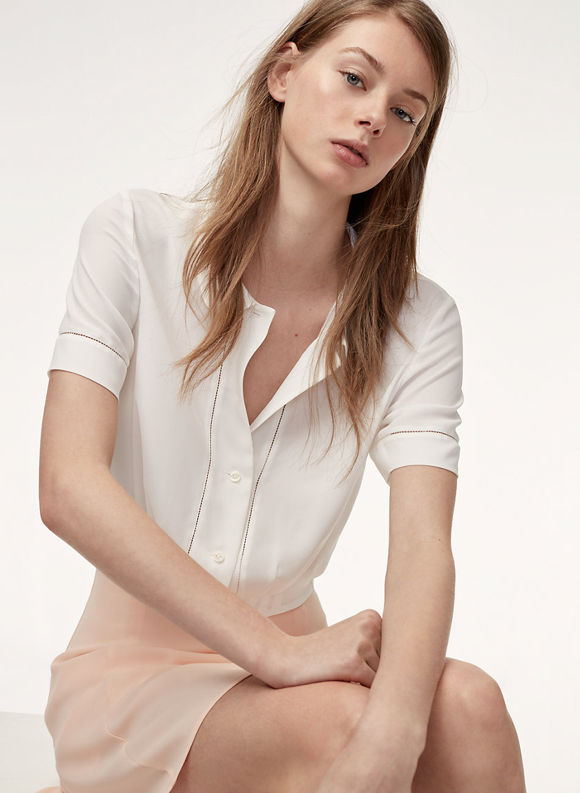 Sunday Best SALLY BLOUSE | Aritzia