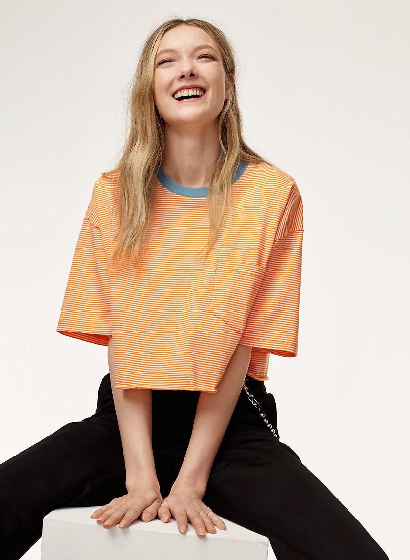 Tna DONITA CROPPED TOP | Aritzia
