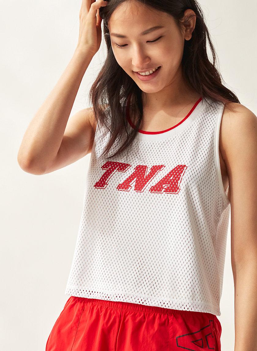 Tna BASKETBALL TANK | Aritzia