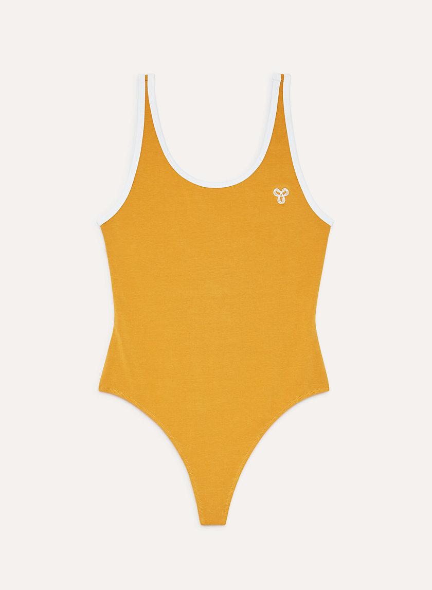 '90S KATHI BODYSUIT - Low-back, thong bodysuit