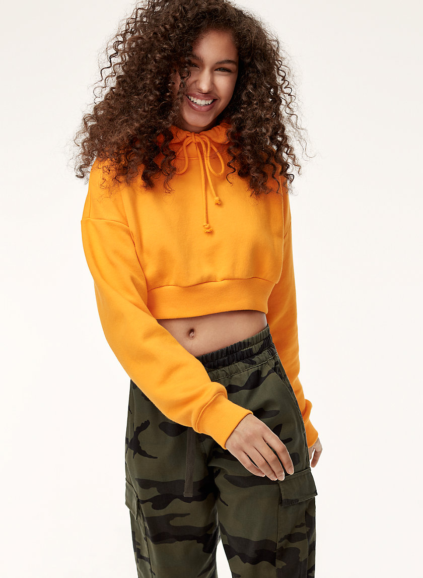 Tna THE SUPER CROP HOODIE | Aritzia
