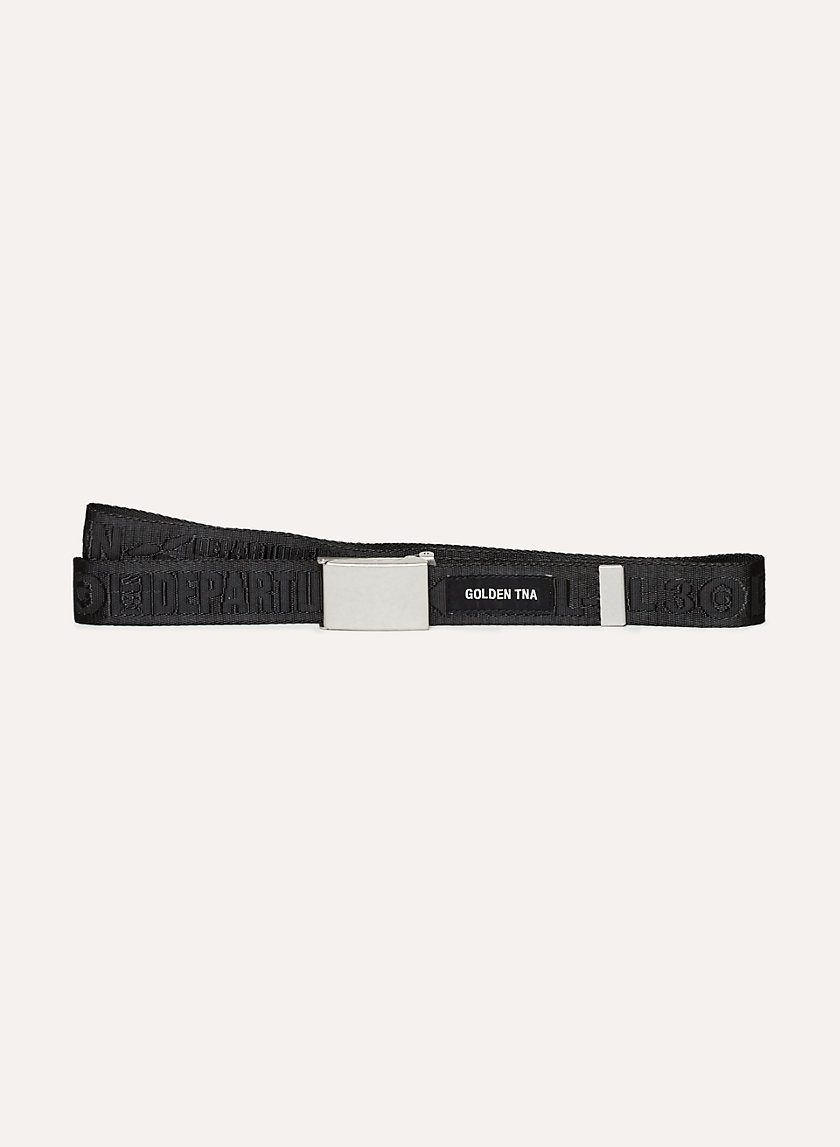 Golden by Tna WIGSTON WEB BELT | Aritzia
