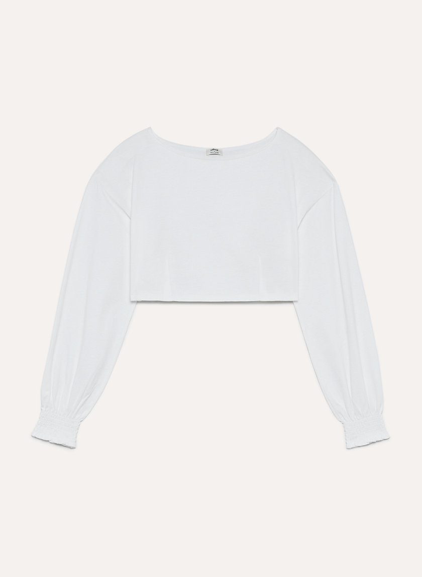 Wilfred ENZO CROPPED TOP | Aritzia