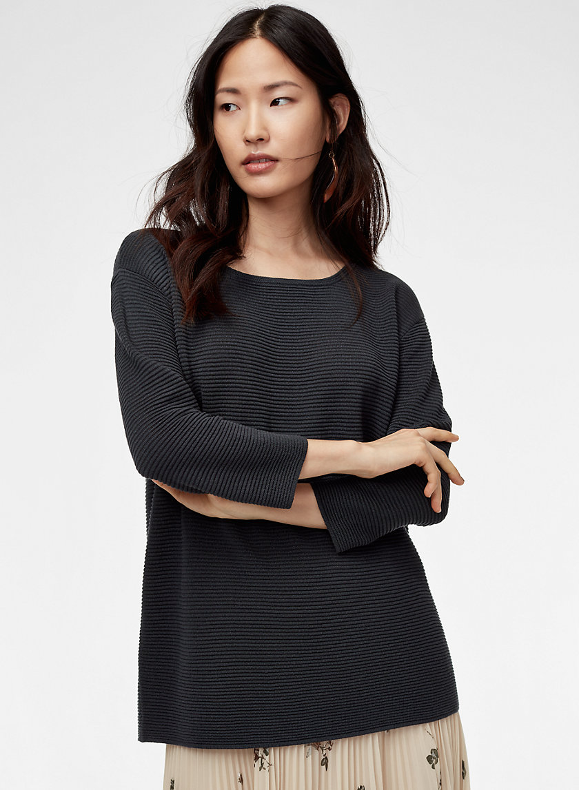 Wilfred BLANCHARD SWEATER | Aritzia