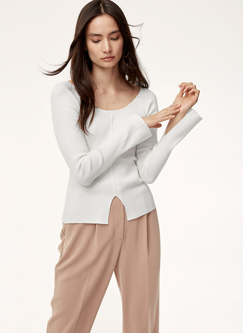 Wilfred RAYANE SWEATER | Aritzia