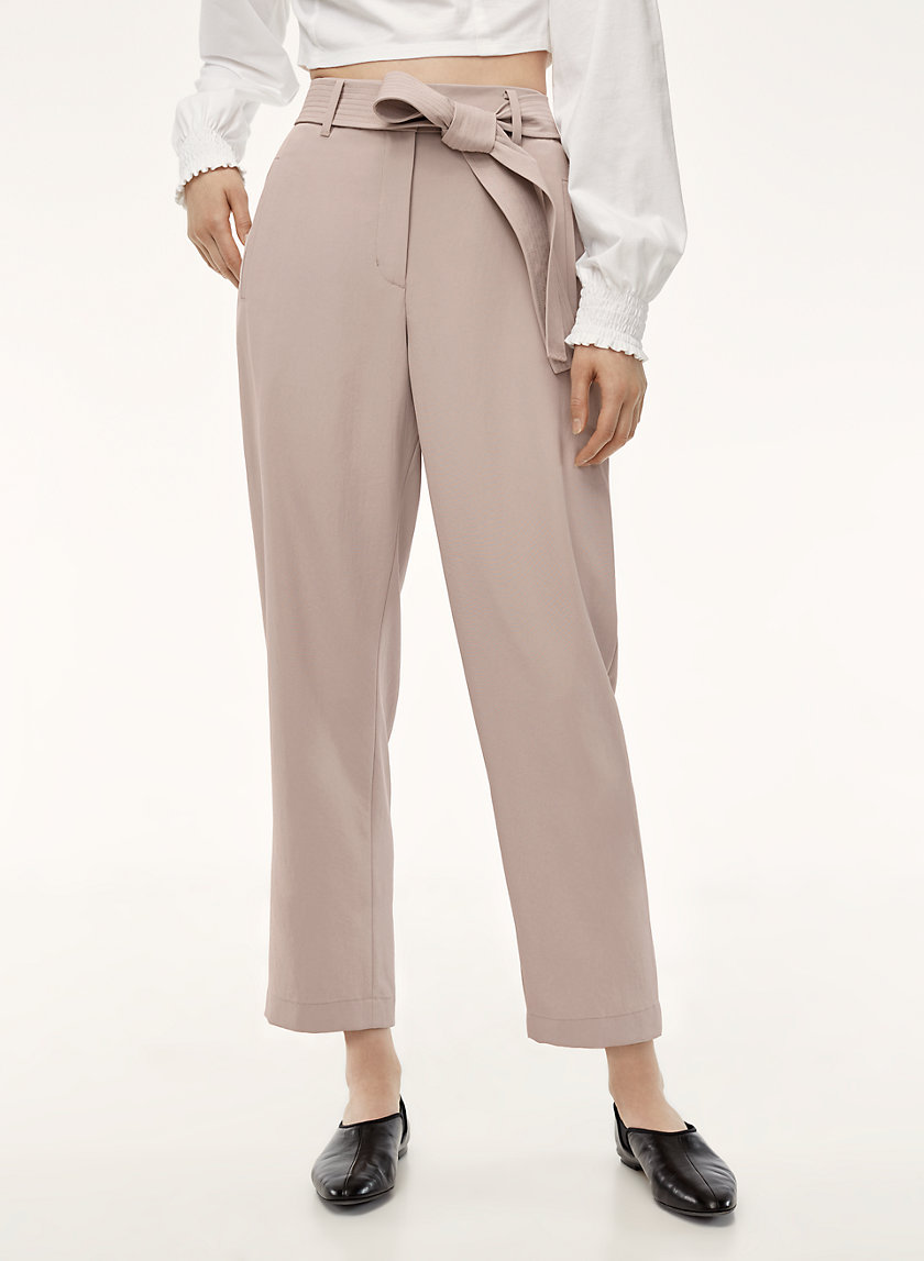 Wilfred JALLADE PANT TWILL | Aritzia