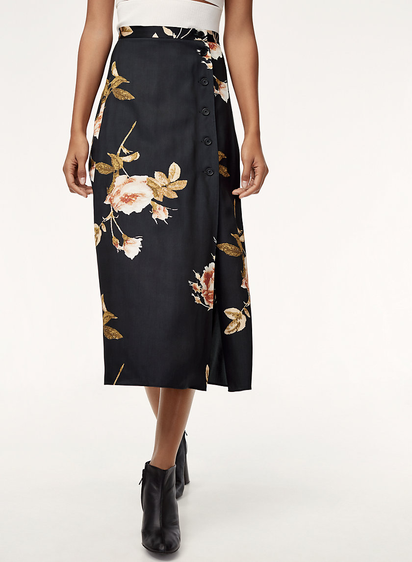 Wilfred FOURNIER SKIRT | Aritzia