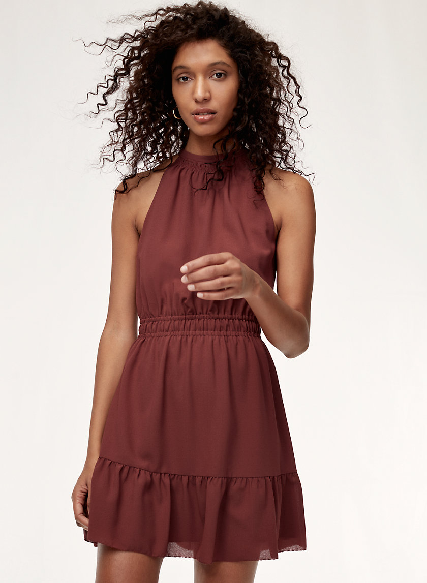 Wilfred EFFET DRESS-MINI | Aritzia