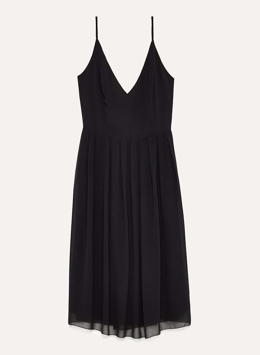 Wilfred SATINE DRESS | Aritzia