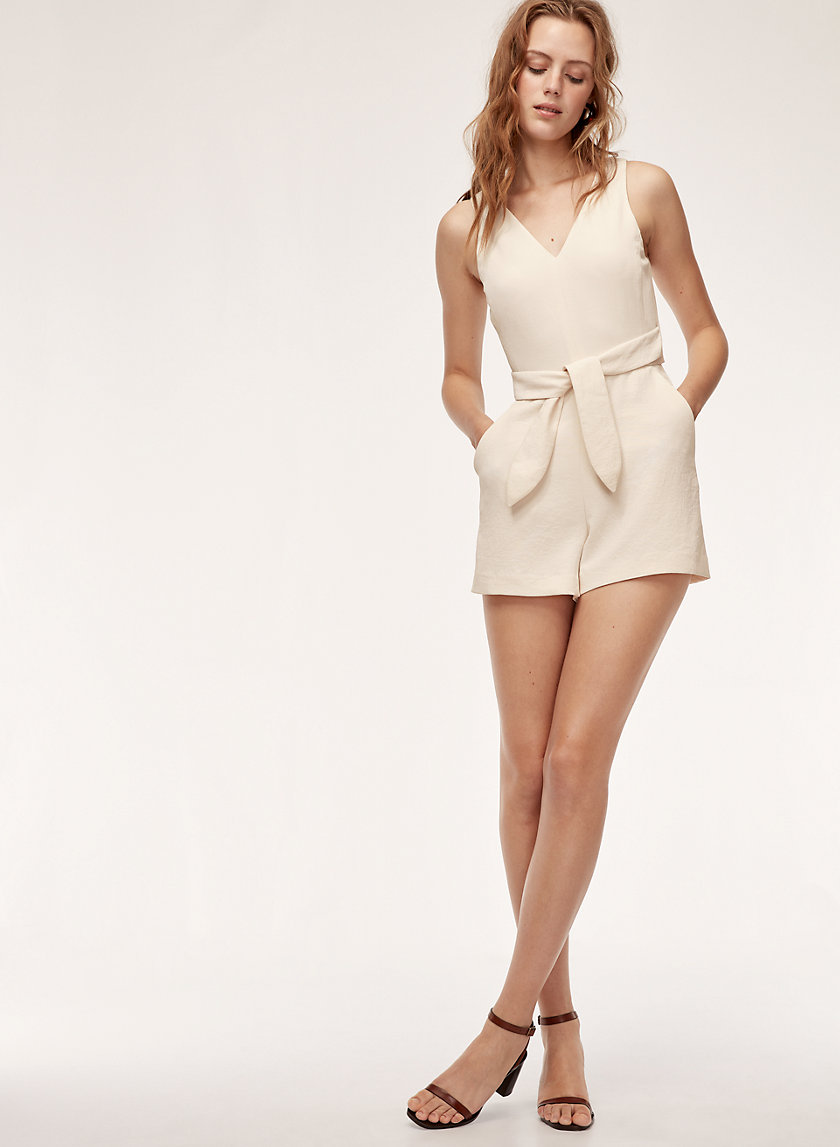 Wilfred ECOULEMENT ROMPER | Aritzia
