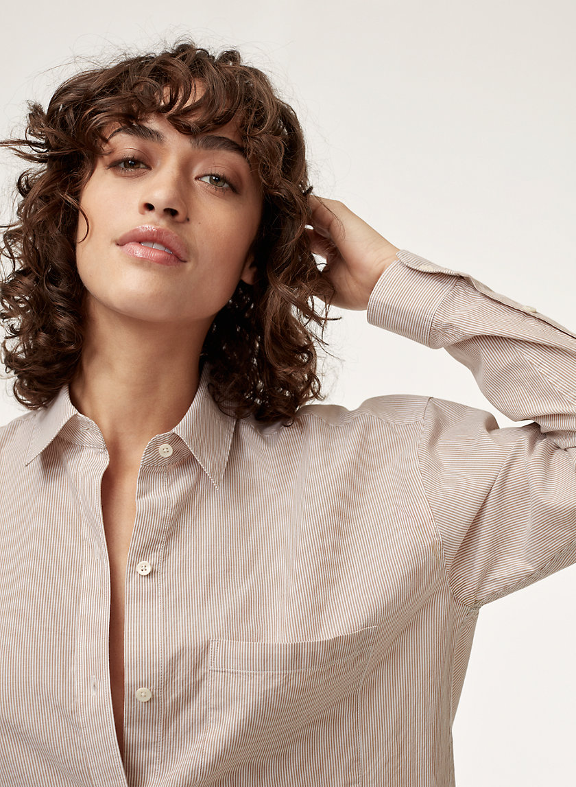 Community VERITAS SHIRT | Aritzia