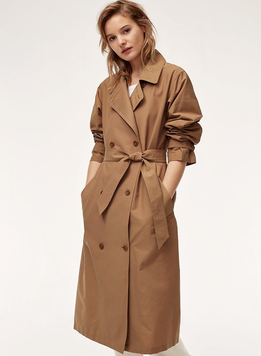Community RELAXED TRENCH | Aritzia