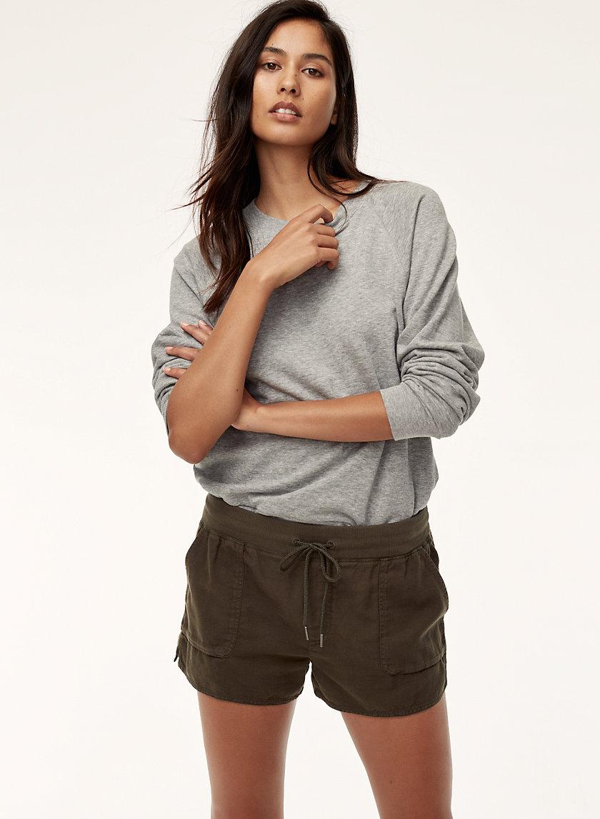 AXIOM SHORT - Lightweight, cotton shorts