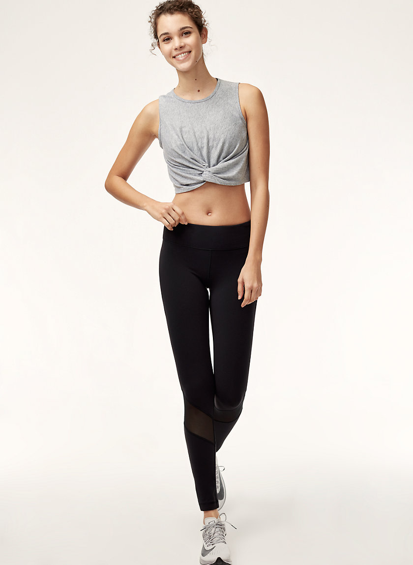 The Constant BOOST MESH PANT | Aritzia