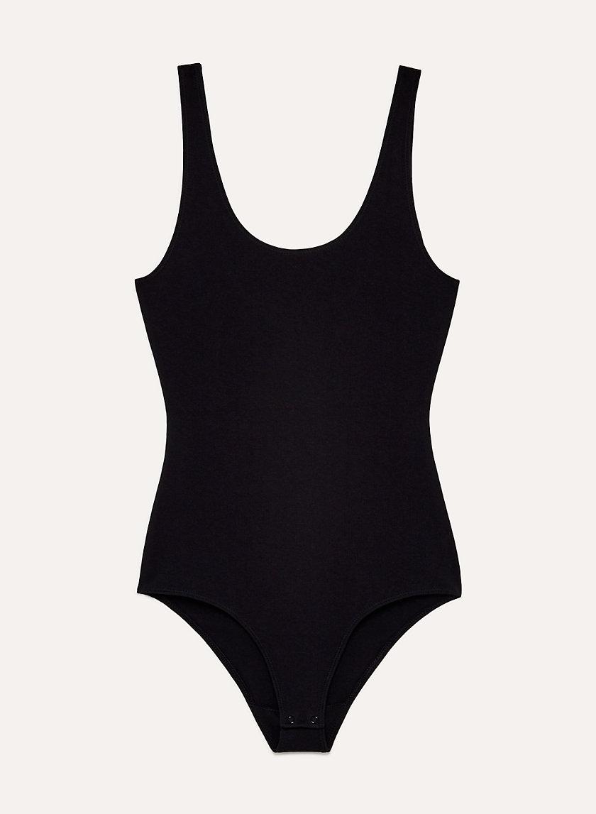 GEORGIANNA BODYSUIT - Low back, tank top bodysuit