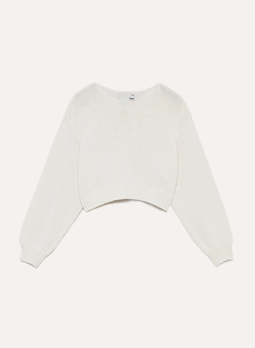 Wilfred Free COMERFORD SWEATER | Aritzia