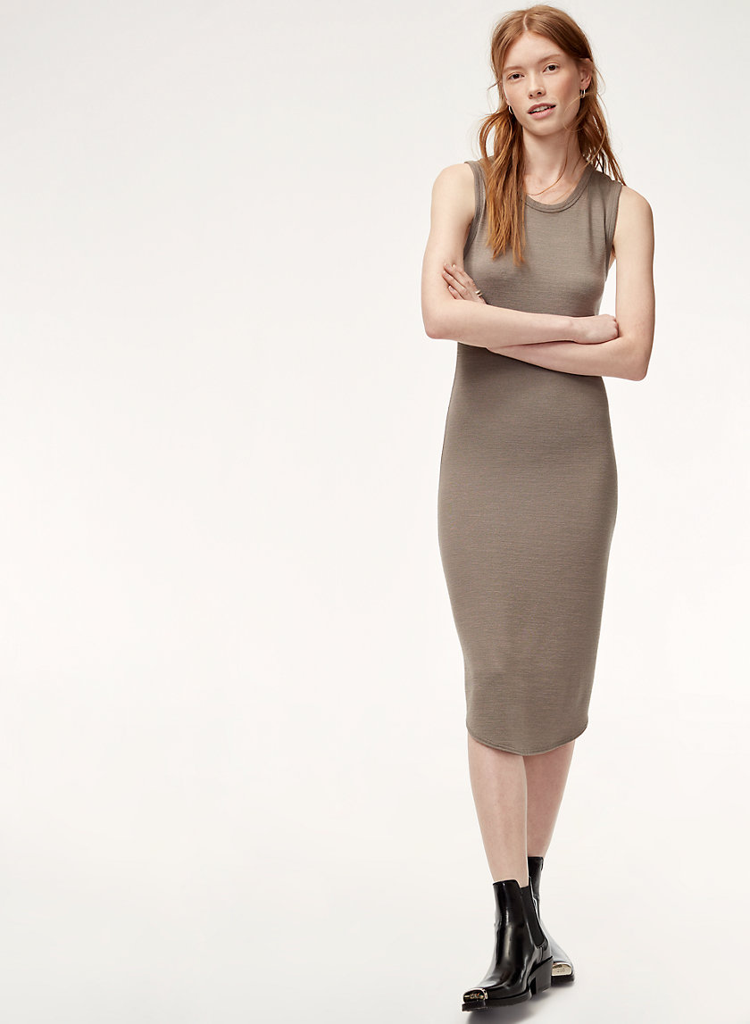 Wilfred Free BRUNI DRESS | Aritzia