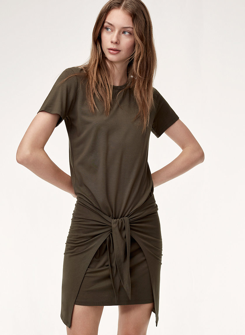 Wilfred Free BAIR DRESS | Aritzia