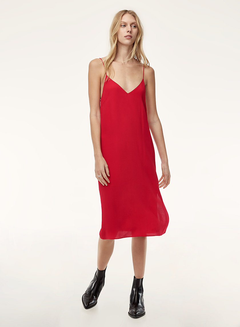 Wilfred Free FELICITY DRESS | Aritzia