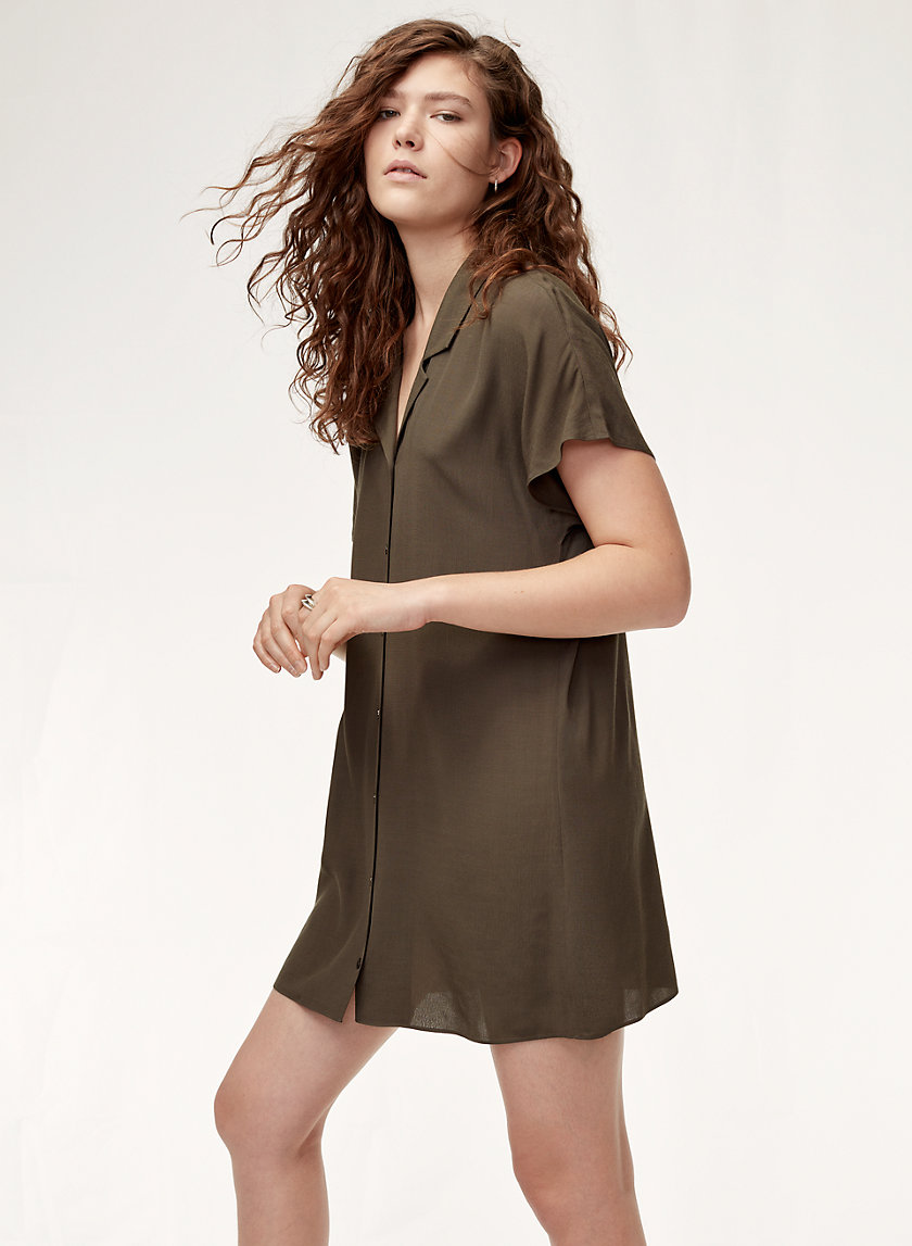 Wilfred Free RADHIKA DRESS | Aritzia