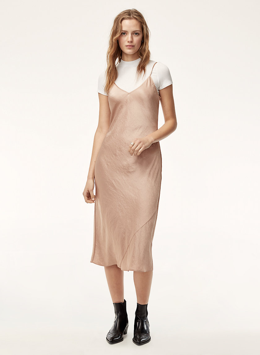 Wilfred Free CHRISTINE DRESS | Aritzia