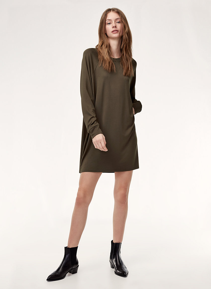 Wilfred Free KAYLIN DRESS | Aritzia