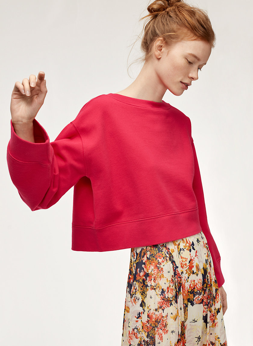 Little Moon FESCUE SWEATSHIRT | Aritzia