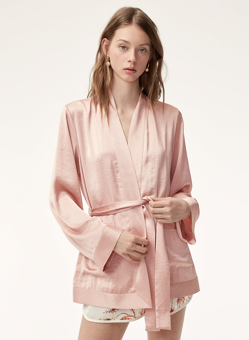 Little Moon LOBELIA ROBE | Aritzia