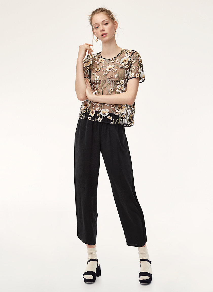 Little Moon SNAPDRAGON PANT | Aritzia
