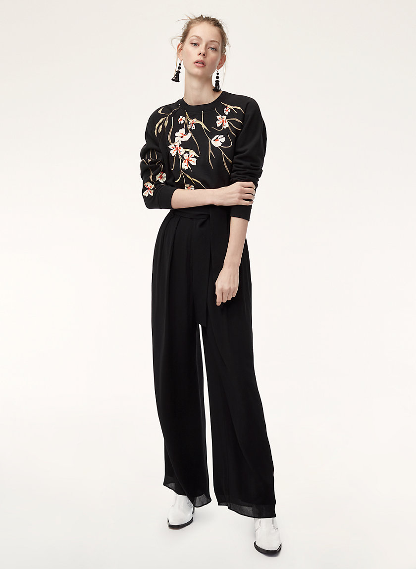 Little Moon ALYSSUM PANT | Aritzia