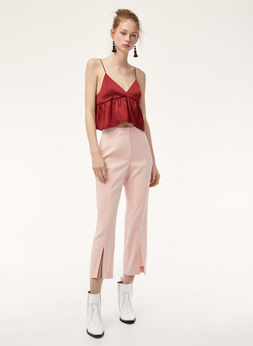 Little Moon IMPERATA PANT | Aritzia