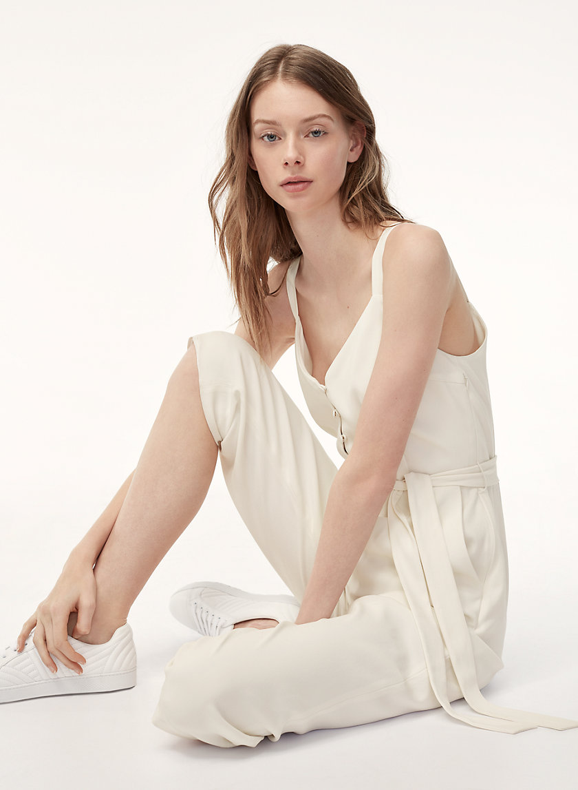 Little Moon PETUNIA JUMPSUIT | Aritzia