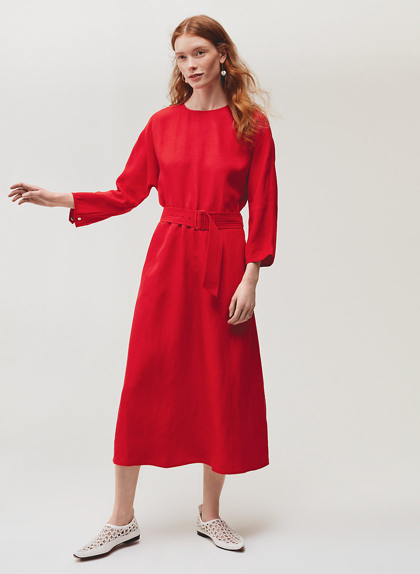 Le Fou Wilfred TAVIN DRESS | Aritzia