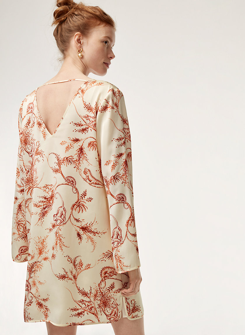 Little Moon BRASSIA DRESS | Aritzia