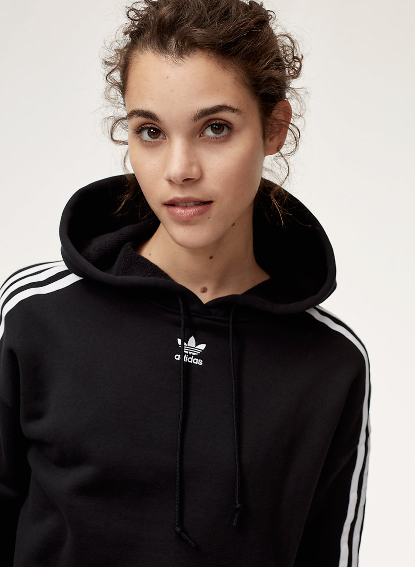 adidas CROPPED HOODIE | Aritzia